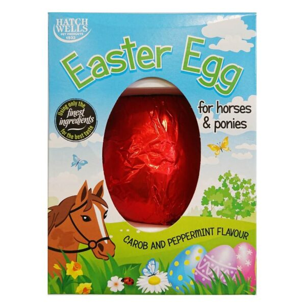 Horse Easter Egg